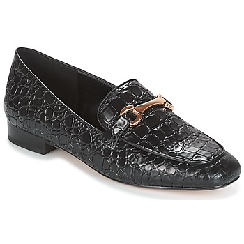 Shoes Women Loafers Dune LOLLA Black