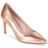 Shoes Women Heels Dune ABBIGAIL Pink / GOLD