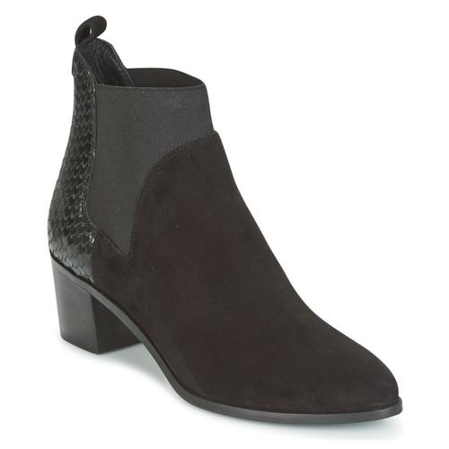 Shoes Women Ankle boots Dune London OPRENTICE  black