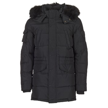 Clothing Men Duffel coats Redskins CARL Black