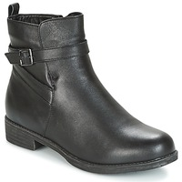 Shoes Women Mid boots Wildflower MADRIEL Black