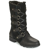 Shoes Women High boots Sorel EMELIE LACE Black