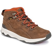 Shoes Men Hi top trainers Teva ARROWOOD UTILITY MID Brown