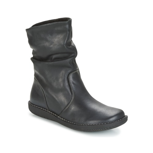 Shoes Women Mid boots Casual Attitude FILLY Black