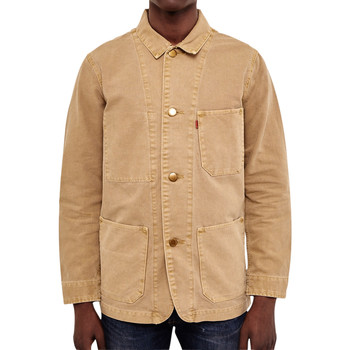 Levis  Red Tab Engineers Coat 2.0 Tan  mens Jacket in Other