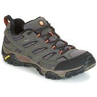 Shoes Men Walking shoes Merrell MOAB 2 GTX Grey
