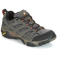 Shoes Men Walking shoes Merrell MOAB 2 GTX Grey