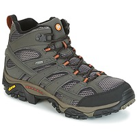 Shoes Men Walking shoes Merrell MOAB 2 MID GTX Grey