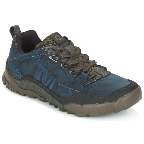 Shoes Men Walking shoes Merrell ANNEX TRAK LOW Blue