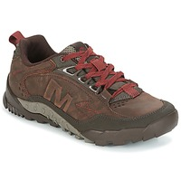 Shoes Men Low top trainers Merrell ANNEX TRAK LOW Brown