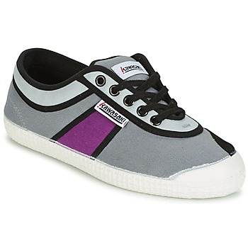 Shoes Men Low top trainers Kawasaki HOT SHOT Grey / Purple