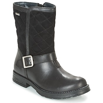 Shoes Girl High boots Start Rite AQUA JESSIE Black