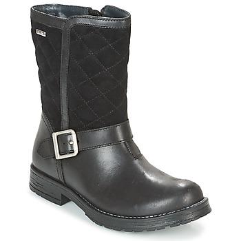 Shoes Girl High boots Start Rite AQUA JESSIE Black