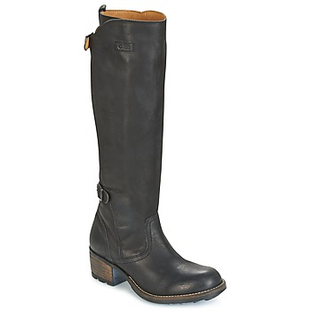 Shoes Women High boots PLDM by Palladium CUBWAY CMR Black