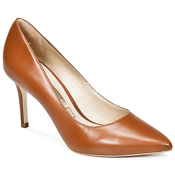 Shoes Women Heels Buffalo SEMI CROMO COGNAC