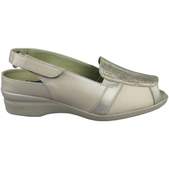 Shoes Women Sandals Dtorres ROCIO E1 BEIGE