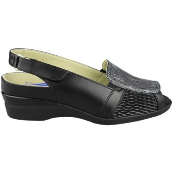 Shoes Women Sandals Dtorres ROCIO E1 BLACK