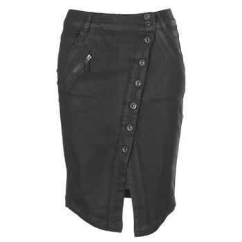 Clothing Women Skirts Cream EVA SKIRT Black