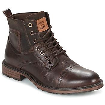 Shoes Men Mid boots Dockers by Gerli LOBRE Brown