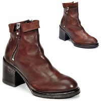 Shoes Women Ankle boots Moma CUSNA COPPER Brown