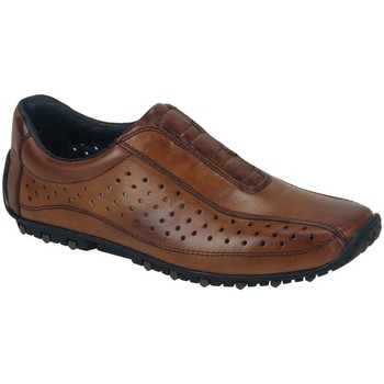 Shoes Men Shoes Rieker Rick Mens Casual Slip On Shoes brown