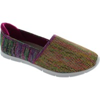 Shoes Women Loafers Lotus Roka Pink Multi