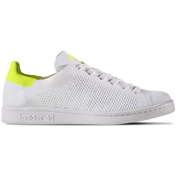 Shoes Women Low top trainers adidas Originals Stan Smith PK White