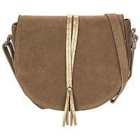 Bags Women Shoulder bags Sabrina LUCILE TAUPE