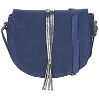 Bags Women Shoulder bags Sabrina LUCILE Marine