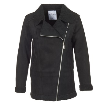 Clothing Women coats Betty London HARMI Black