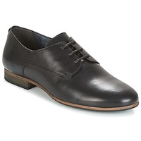 Shoes Women Derby Shoes Kickers GAZELLAN Black