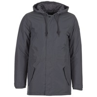 Clothing Men Parkas Vans LOMAX DELUXE Grey