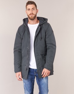 Clothing Men Parkas Vans LOMAX DELUXE Grey
