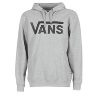 Clothing Men sweatpants Vans VANS CLASSIC PULLOVER HOODIE Grey