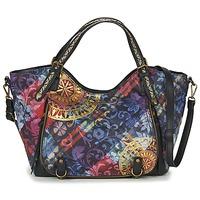 Bags Women Handbags Desigual BOLS_ROTTERDAM TRANSFLORES Multicolor