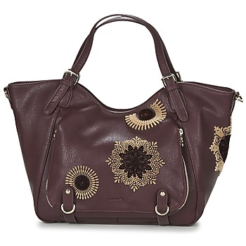 Bags Women Bag Desigual BOLS_ROTTERDAM RUBI BORDEAUX