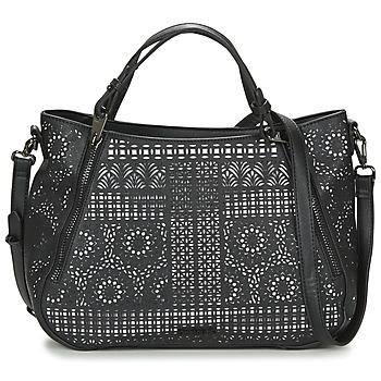 Bags Women Bag Desigual BOLS_SANTA LUCIA SANDRA Black