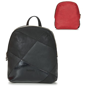 Bags Women Rucksacks Desigual BOLS_MADEIRA COUGAR Black