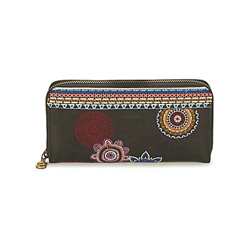 Bags Women Wallets Desigual MONE_FIONA AMBER Black