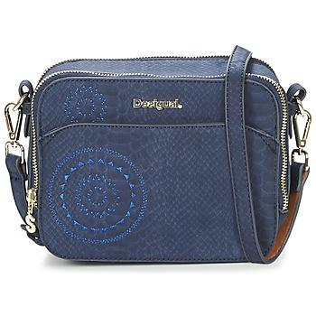 Bags Women Shoulder bags Desigual BOLS_JASPER AGORA MARINE