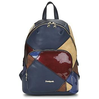Bags Women Rucksacks Desigual BOLS_LIMA  TITAN Multicolor