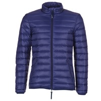 Clothing Men Duffel coats Vicomte A. DOUDOUNE HOMME MANCHES LONGUES NAVY Marine