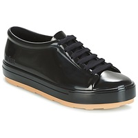 Shoes Women Low top trainers Melissa BE AD. Black