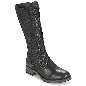 Shoes Women High boots Pataugas DOLCE Black