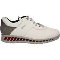 Shoes Men Low top trainers CallagHan 10401 Sneakers Man White White