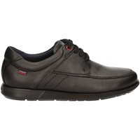 Shoes Men Low top trainers CallagHan 92656 Classic shoes Man Black Black