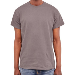 Clothing Men short-sleeved t-shirts The Idle Man Classic T-Shirt Dark Grey