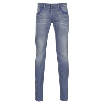 Clothing Men slim jeans Le Temps des Cerises 711 Grey
