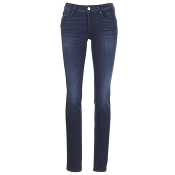 Clothing Women straight jeans Le Temps des Cerises PULP REGULAR Blue / Dark