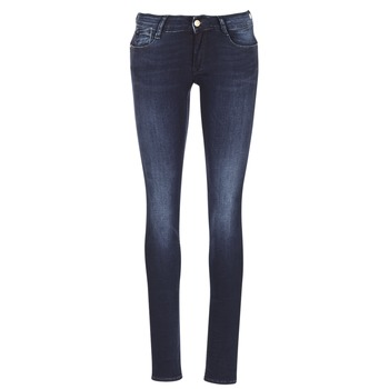 Clothing Women slim jeans Le Temps des Cerises PULP Blue / MEDIUM